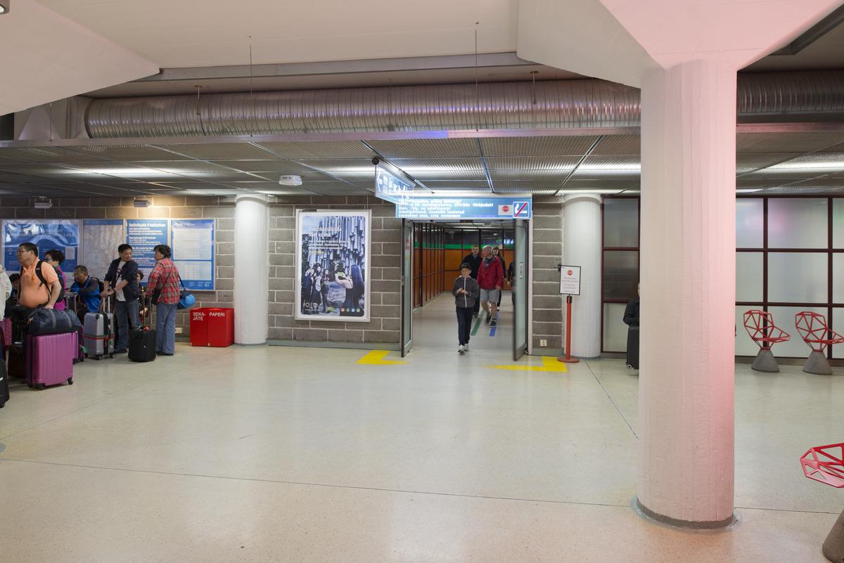 Länsiterminaali 1