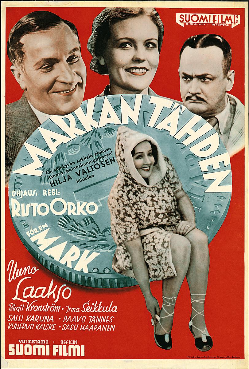 Markan tähden | National Audiovisual Institute | Finna.fi